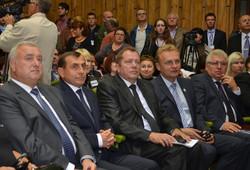 Валерій П'ятак, Богдан Матолич та Андрій Садовий