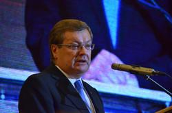 Віце-прем'єр міністр України Костянтин Грищенко