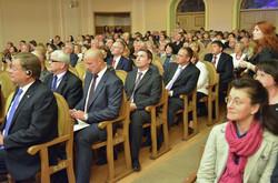 Урочиста академія з нагоди 20-річчя Форуму видавців у Львові