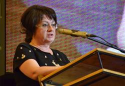 Президент Форуму видавців Одександра Коваль