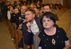 Президент Форуму видавців Олександра Коваль