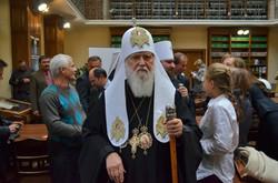 Патріарх Київський і всієї Руси-України Філарет відвідав Львівську єпархію