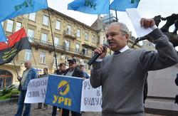 Львівська УРП заявляє про репресії з боку міліції