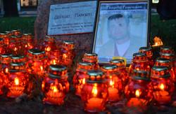 У Львові відбувся вечір пам'яті Гонгадзе та інших загиблих журналістів