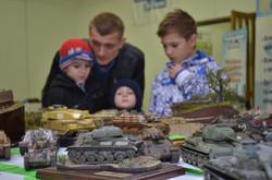 """У Львові відбулася міжнародна виставка стендових моделей """"LvivScaleModelsFest 2013"""""""