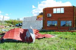 Недовго музика грала: ресторан на хуторі Рудня після буревію