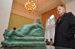 У Львові відкрилась виставка творів культового художника Олександра Сухоліта