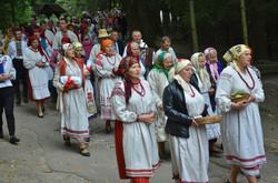 Жінки з с. Кримне Старовижівського  району, Волинської обл.