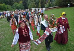 Святкова хода учасників та гостей фестивалю