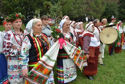 Учасники колективу «Криниця»