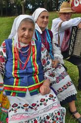 Учасники колективу «Криниця», із села Видерта Камянко-Каширського р-ну, Волині