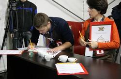 ІІІ Чемпіонат Баріста з'ясував, хто варить кращу каву в  Західній Україні