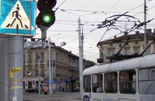 У Львові запрацює мережа «розумних» світлофорів