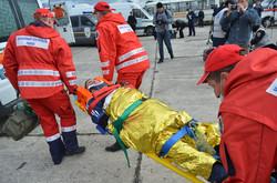 На Львівщині міліціонери тренувалися кийками та собаками розганяти мітинги по перекриттю доріг