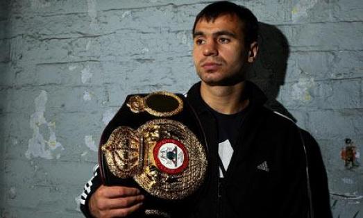 Через брак грошей Андрій Котельник відкрив Школу боксу на одному з ринків Львова