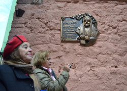 У Львові встановили меморіальну таблицю Патріарху Київському і всієї Руси-України Мстиславу