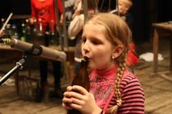 У Львові заграли водостічні труби та велосипедні колеса