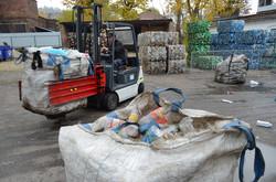 Як у Львові перебирають і сортують сміття