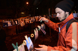 На «Вернісажі» у Львові сушили та обмінювались художніми фотографіями