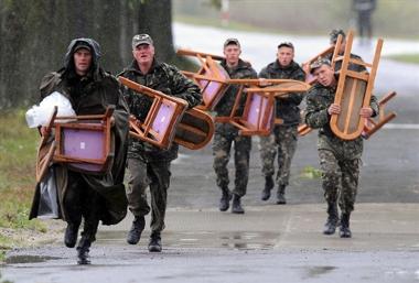 З наступного року львівських військовиків хочуть «реформувати» і заслати у Рівне