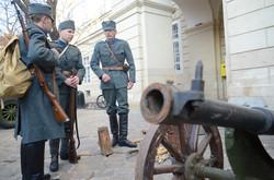 Владу у Львові захопили січові стрільці та проголосили створення ЗУНР