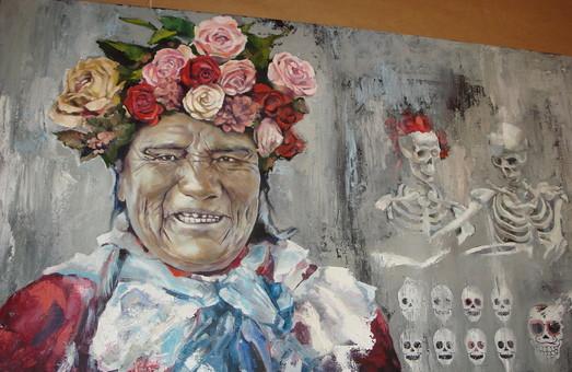 День мертвих у галереї «Правда Б»