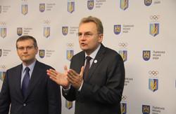 В передчутті «олімпійських»  грошей. Україна офіційно задекларувала в МОК бажання  провести  у Львові Зимову Олімпіаду-2022