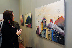 """Соломія Ковтун: """"Я тільки тепер починаю розуміти що я малювала кілька років тому"""""""