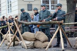 У Львові відтворили вуличні бої буремного листопада 1918-го