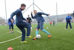 У Винниках відкрили нове футбольне поле з найсучаснішим штучним покриттям