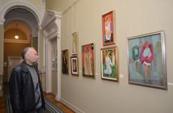 У Львові відкрилась виставка українського живописця та журналіста Мирона Левицького