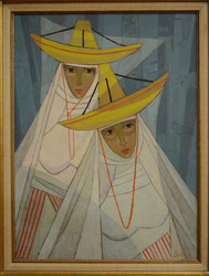 Заокеанське мистецтво, родом з України