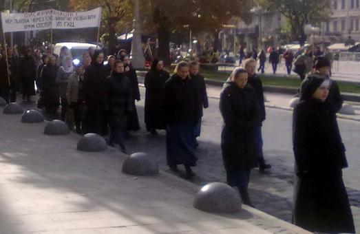 Львів окупували сектанти. Мер просить захисту в СБУ