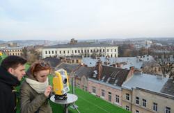 На даху Інституту геодезії Львівської політехніки відкрили лабораторію