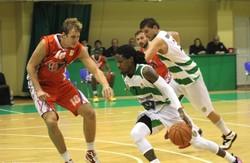 Баскетбол: «Політехніка-Галичина» вдома поступилася «ДніпроАЗОТу»