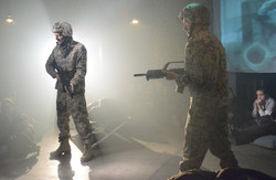 Німецький театр показав у Львові виставу про афганську війну