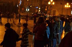 У Львові та Луцьку люди виходять на майдан (ФОТО, ВІДЕО)