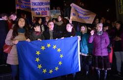 Львівський Євромайдан оголосили безстроковим