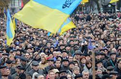 Євромайдан зібрав у Львові 25 тис.людей