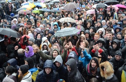 Організатори Євромайдану у Львові просять львів'ян  про допомогу