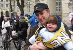 Малюки ідуть в Європу!  Львівські мами провели свій пікет на підтримку євроінтеграції України