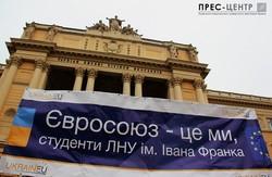 Львівські студенти намагаються пройти в ЄС через консульства країн-членів