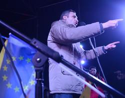 Кличко на львівському Євромайдані закликав до єдності (ФОТО)