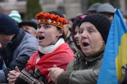 Євромайдан у Львові змінює вектор (ФОТО)