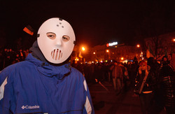 день львівського Євромайдану на площі