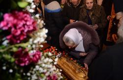 До Львова прибули мощі Святого великомученика Георгія Побідоносця