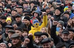 Десятий день Євромайдану у Львові (ФОТОРЕПОРТАЖ)