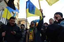 У Львові євромайданівці пікетували прокуратуру і суд проти репресій  (ФОТО)