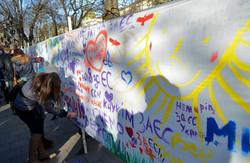 Львів'яни намалювали якою бачать Україну в майбутньому (ФОТО)