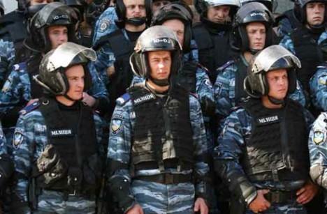 Львівський Беркут їде підтримати Євромайдан?